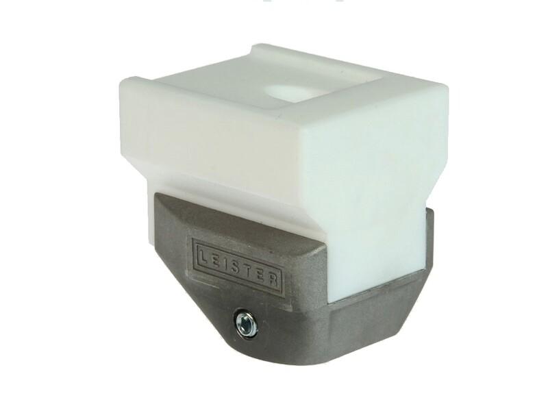 Насадка нахлест 35 мм для экструдера Weldplast S4