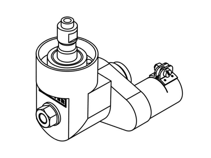 Угловой адаптер 90° для Weldplast S4