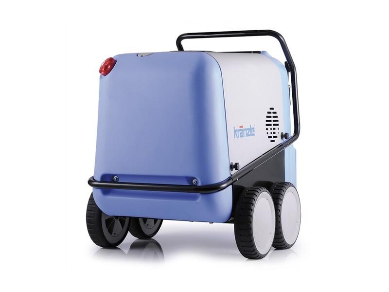 Аппарат высокого давления с подогревом воды therm RP 1400