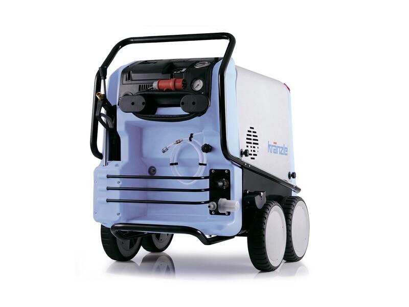 Аппарат высокого давления с нагревом воды THERM 1165-1