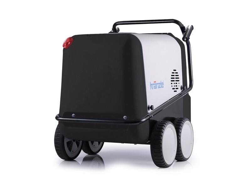 Аппарат высокого давления с нагревом воды THERM 1017