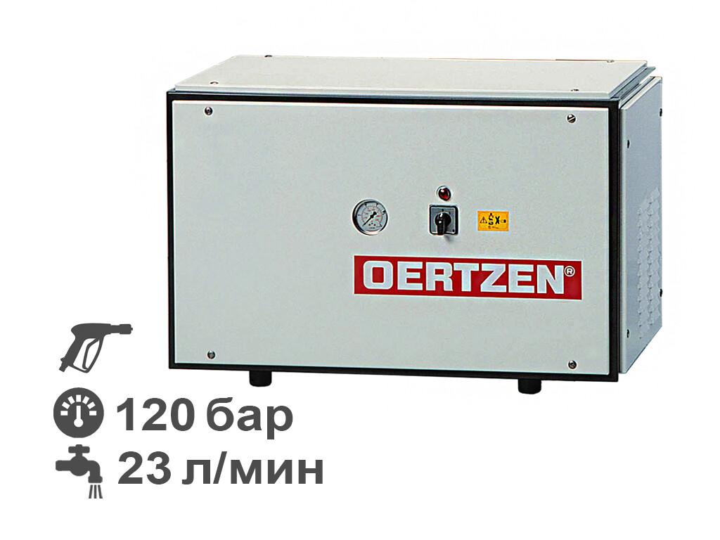 Стационарный аппарат высокого давления S 323 VA