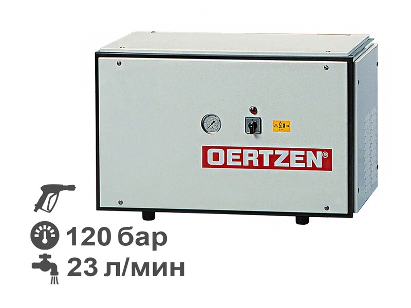 Стационарный аппарат высокого давления S 323 VA-H