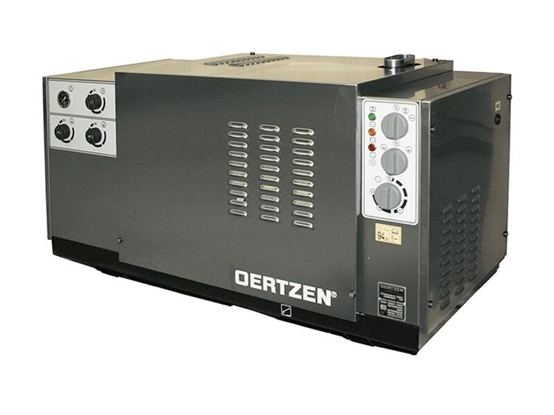 Стационарный аппарат высокого давления с нагревом S 960 H