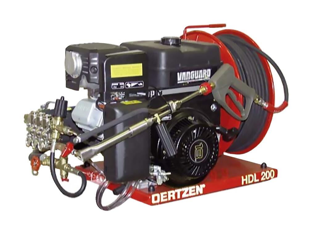 Установка пожаротушения FIRE-TEC HDL 200