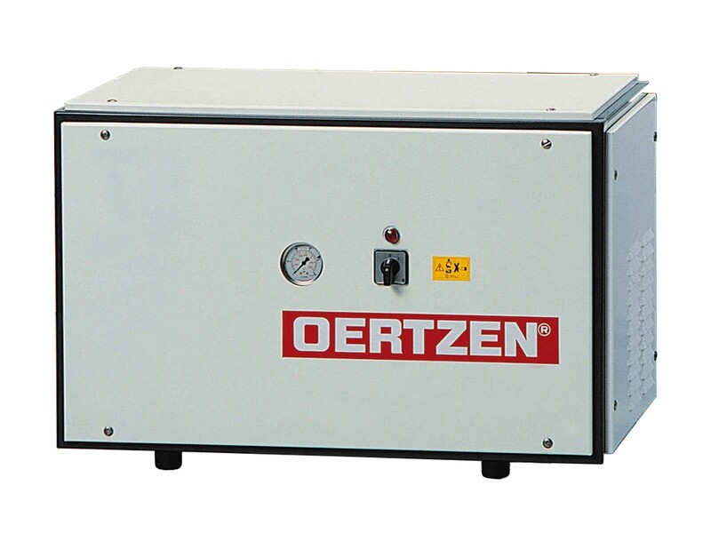 Аппарат высокого давления S 323-23-INOX Seewater