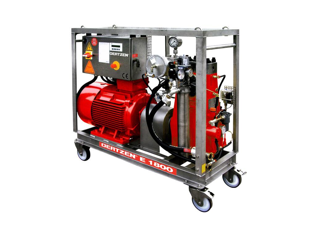 Промышленный аппарат сверхвысокого давления E 1800