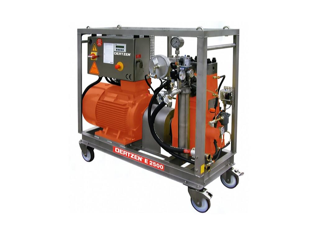 Промышленный аппарат сверхвысокого давления E 2500