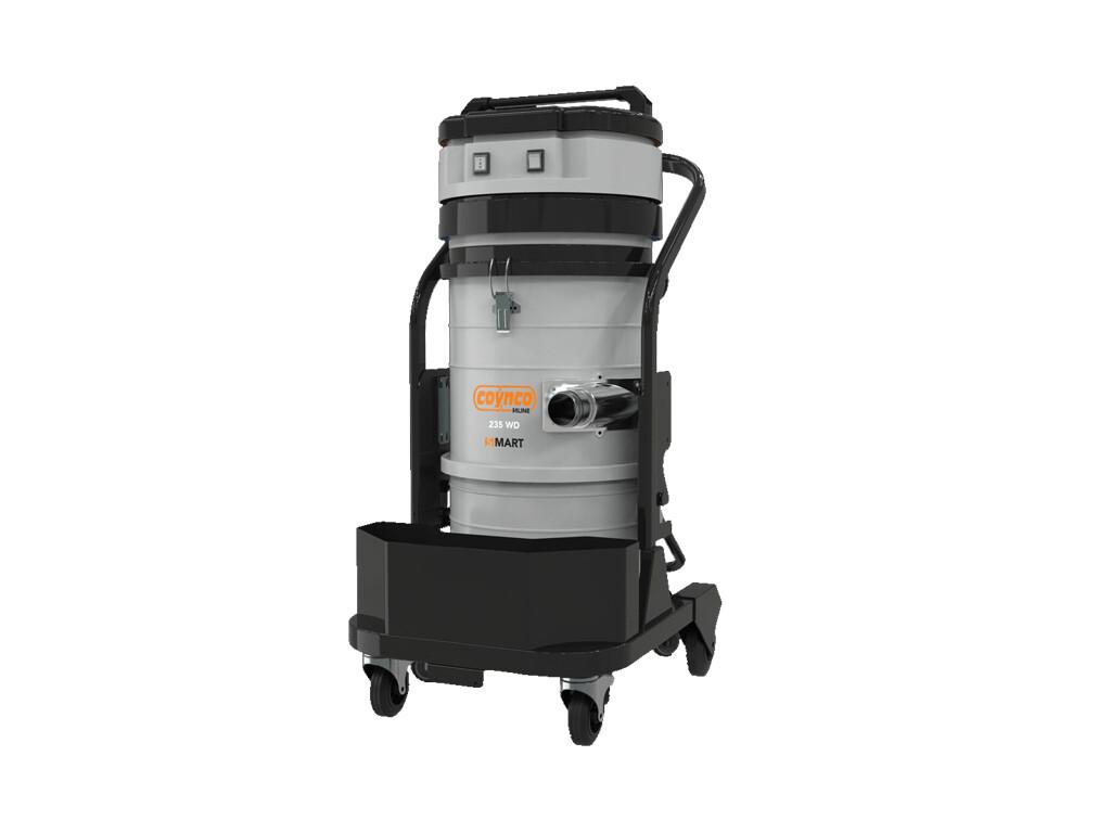Промышленный пылесос SMART 235 WD