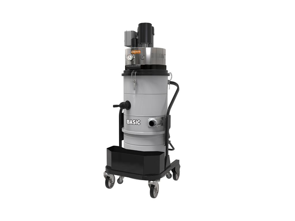 Промышленный пылесос BASIC BT 753 M