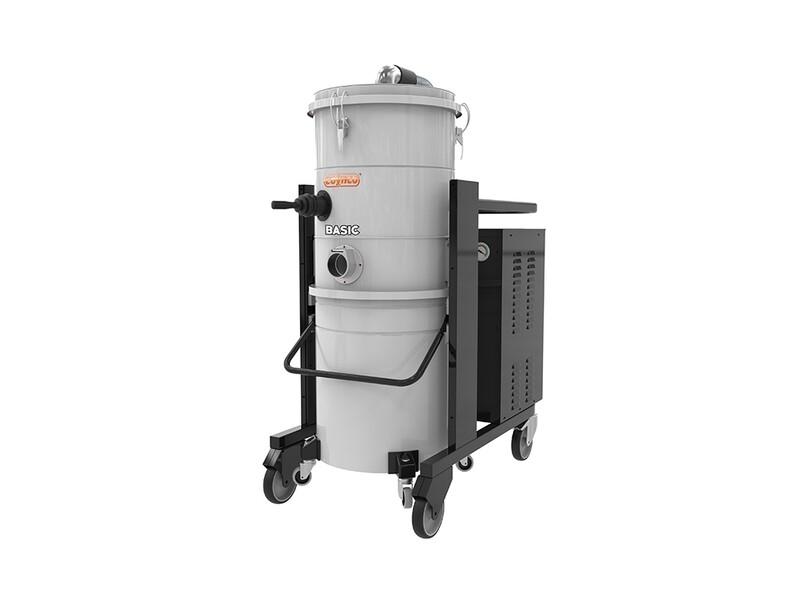 Промышленный пылесос HDC B 155P M