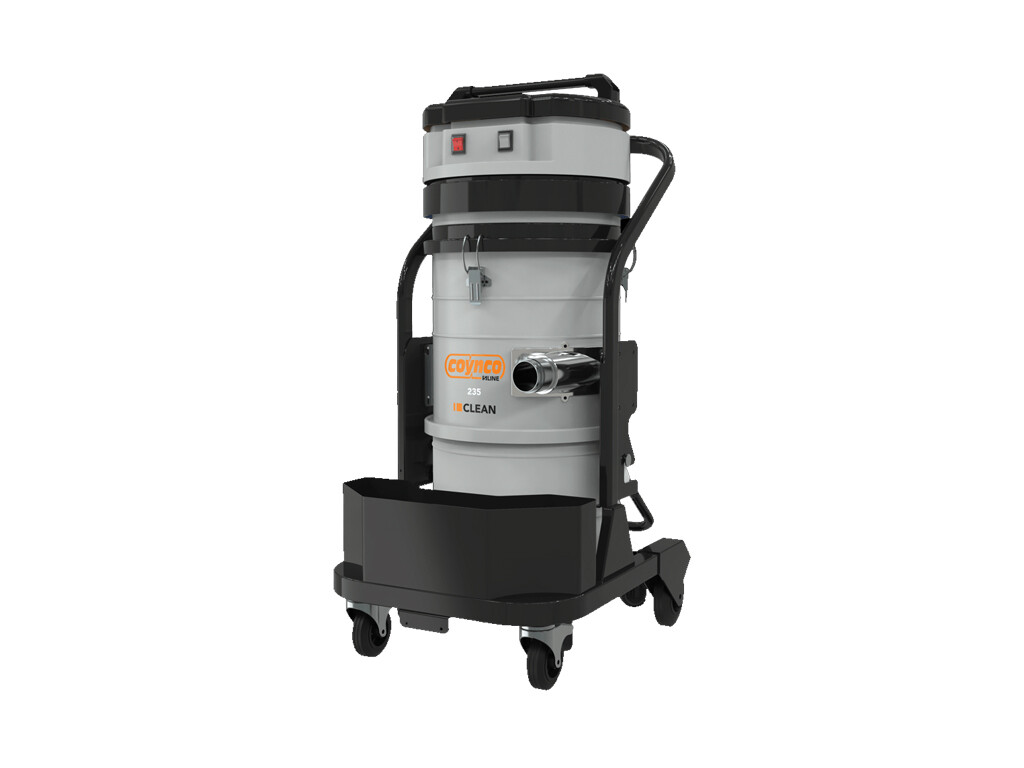 Промышленный пылесос 235 ICLEAN (235 Айклин)