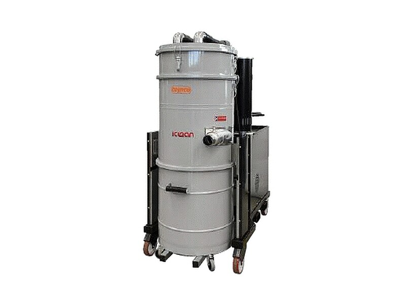 Промышленный пылесос HDC 511P