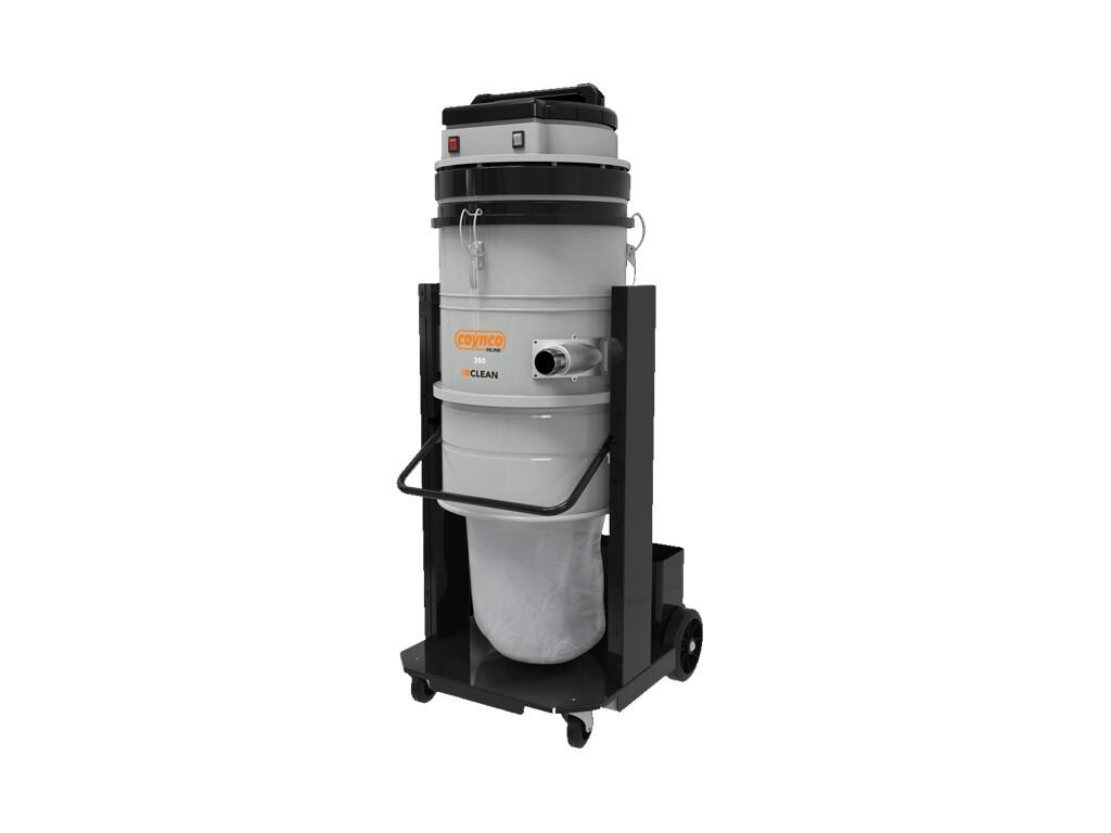 Промышленный пылесос IClean 350 BAG