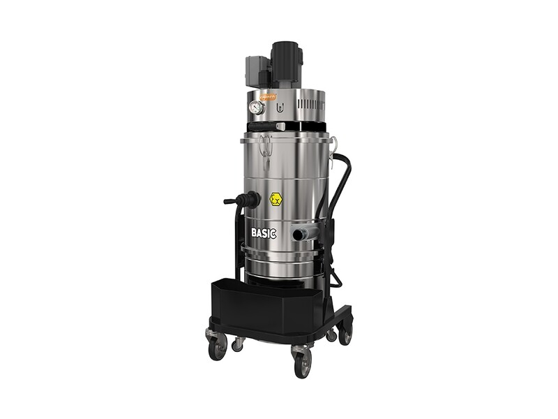 Промышленный пылесос BASIC BT753M ATEX 22