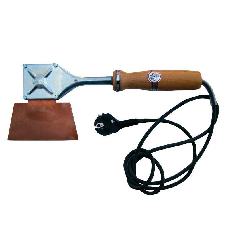 Аппарат для стыковой для сварки гидрошпонки (топорик) ALK 2/200.