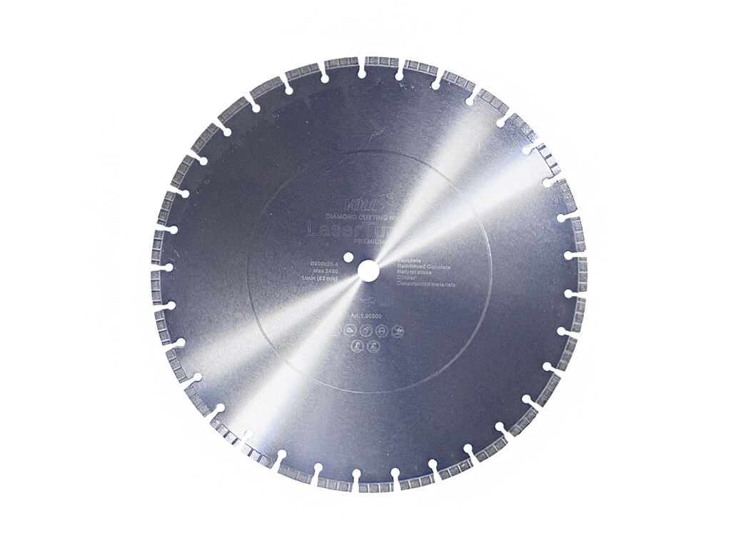 Алмазный диск VOLL LaserTurbo V