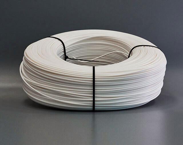 """Пруток сварочный ПП """"KONEKT"""" круглый, 5 мм, натуральный, 5 кг"""