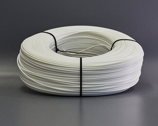 """Пруток сварочный ПП, """"KONEKT"""", круглый, 4мм, белый, 5 кг"""