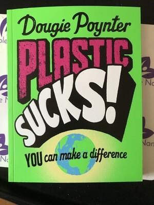 Plastic Sucks Book