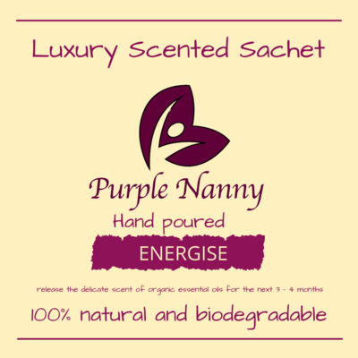 Luxury Scented Sachets