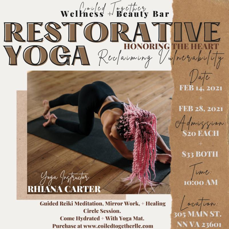 Restorative Yoga: Reclaiming Vulnerability