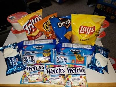 Edible - Munchie Snack Pack