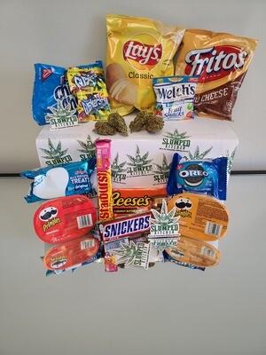 Cherry Fritter (Hybrid) - Munchie Pack