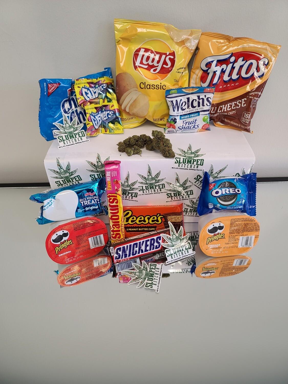 Cookies (Indica/Hybrid) - Munchie Pack