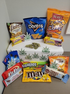 Cookies & Cream (Hybrid) - Munchie Pack