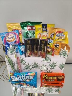 Muha Meds 1G Cart (Vape Cart) - Munchie Snack Pack