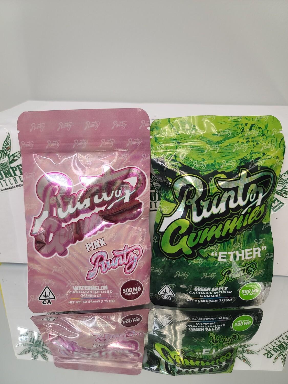 Runtz Gummy (400-500mg)
