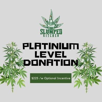 Platinum Level Donation