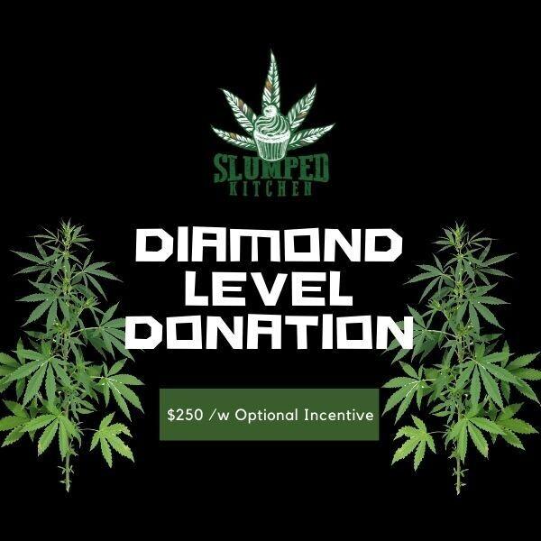 Diamond Level Donation
