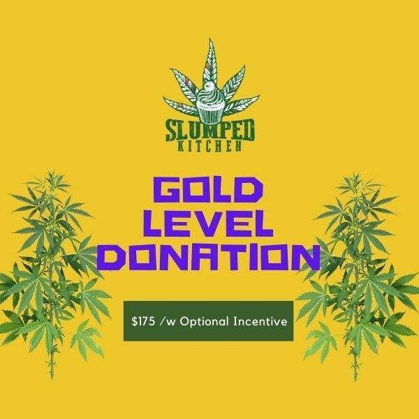 Gold Level Donation