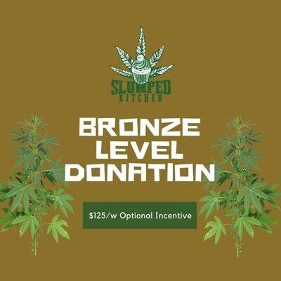 Bronze Level Donation