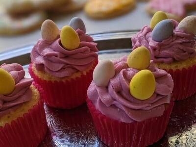 Double Lemon Cupcakes