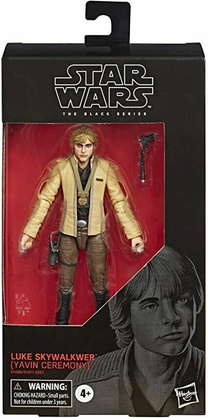 Star Wars Black 100 Luke Skywalker