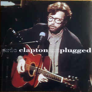 Eric Clapton-Unplugged LP