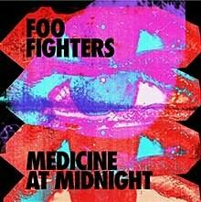 Foo Fighters- Medicine at Midnight LP