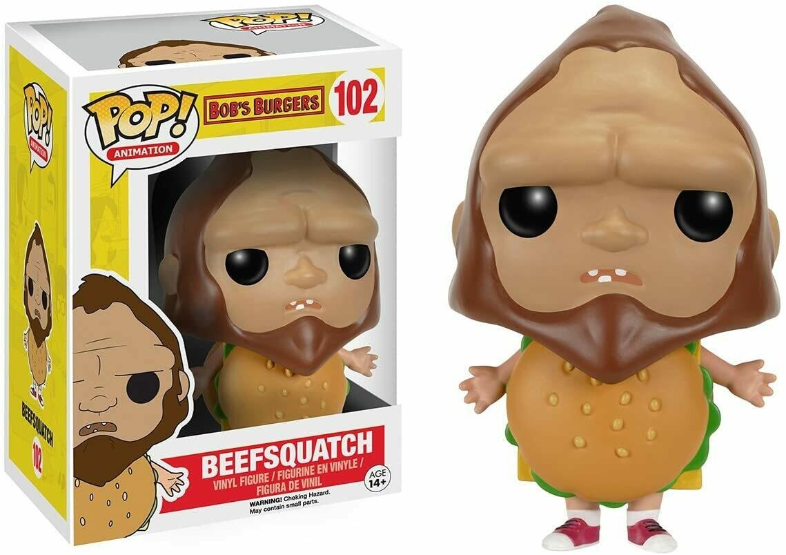 Funko Beefsquatch 102
