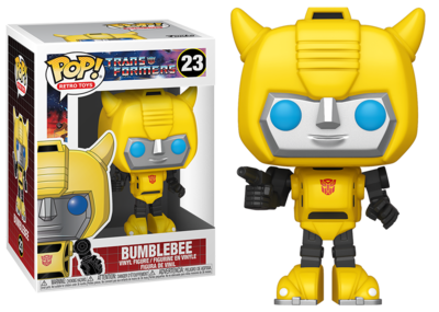 Funko Bumblebee 23