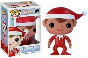 Funko Elf on the Shelf 09
