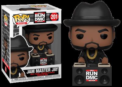 Funko Jam Master Jay 201