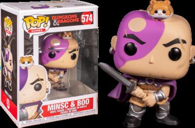 Funko Minsc & Boo 574