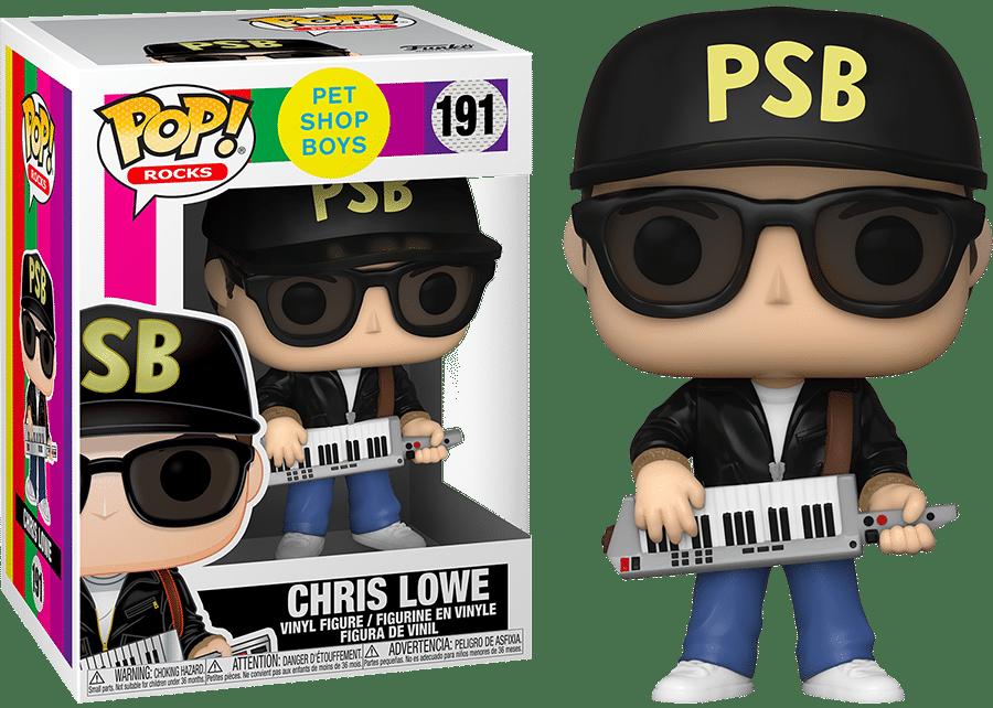 Funko PSB Chris Lowe 191