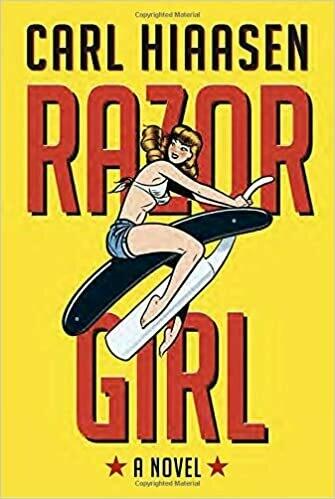 Hiaasen, Carl- Razor Girl