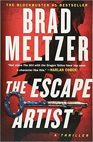 Meltzer, Brad- Escape Artist