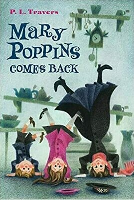 Travers, PL- Mary Poppins Comes Back