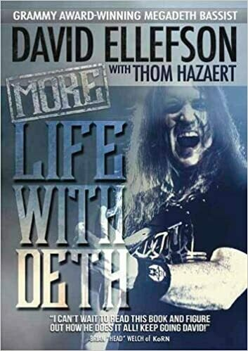 Ellefson, David- More Life With Deth